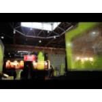 Голографическая прозрачная проекционная пленка и интерактивная сенсорная пленка