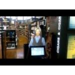 Интерактивный виртуальный промоутер с тач монитором