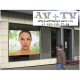 """Проекционная витрина BUSINESS 100"""" - 200 х 150 см — 11000 АнсиЛМ - Уличная OutDoor"""
