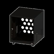 Рэковый телекоммуникационный серверный  шкаф закрытый AVRackC-12U5