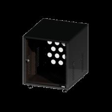 Рэковый телекоммуникационный  серверный шкаф закрытый AVRackC-12U6