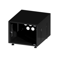 Рэковый телекоммуникационный серверный шкаф закрытый AVRackC-14U5