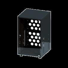 Рэковый телекоммуникационный серверный  шкаф закрытый AVRackC-18U5