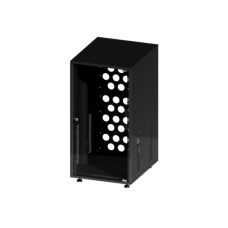Рэковый телекоммуникационный серверный шкаф закрытый AVRackC-22U6