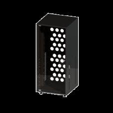 Рэковый телекоммуникационный серверный  шкаф закрытый AVRackC-26U5