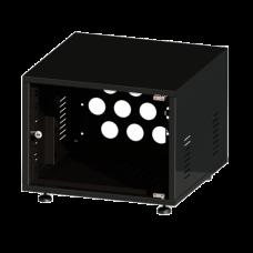 Рэковый телекоммуникационный серверный шкаф закрытый AVRackC-8U5