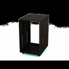Нестандартная рэковая телекоммуникационная серверная стойка открытая AVRackR-18U640
