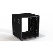Рэковая телекоммуникационная серверная стойка открытая AVRackR-12U5