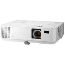 Аренда проектора NEC V332W 3300 АнсиЛМ 1280x800 пкс на 1 день