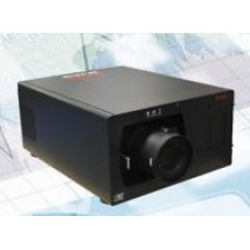 Проектор EIKI EIP-UJT100 (без объектива)Трехматричный DLP проектор, яркость: 14000 ANSI Im; разрешение: WUXGA (1980x1200), контрастность 2000:1, горизонтальное и вертикальное смещение объектива, улучшенная система вентиляции, сменная оптика,  вес 37 кг