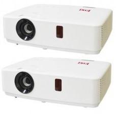Видеопроектор EIKI EK-202X 6500 АнсиЛМ 1024х768 пкс, вес 7 кг