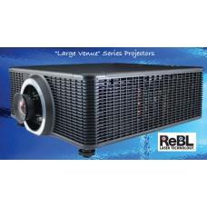 Проектор EIKI EK-810UЛазерный источник света! 1DLP, яркость 8000 ANSI lm, разрешение 1920х1200, контрастность 100000:1,без объектива, вес 24 кг