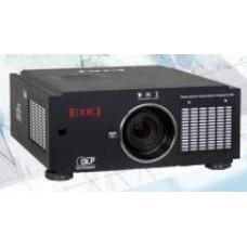Проектор EIKI EIP-UHS100 (без объектива)1xDLP, яркость 8000 ANSI lm, разрешение 1920х1200, Контрастность 2400:1, 12В выход, 3G HD-SDI, вес 24 кг