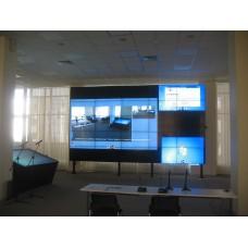Оборудование конференц-залов с видеостеной Standart Wall