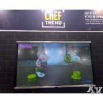 ЖК интерактивная панель 84 или 98 дюймов для выставок и презентаций в аренду