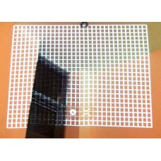 ProGrid white - белая проекционная сетка для голографии в темных помещениях