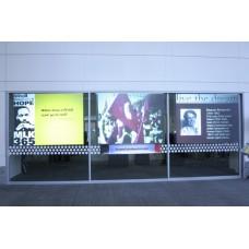 "Visio S1 100"" 2000x1500 мм формата 4:3 или 2000х1250 мм формата 16:10 Глянцевый экран обратной проекции"