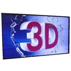 """Visio 3D Stereo 140"""" Просветный проекционный экран для стереопроекции"""