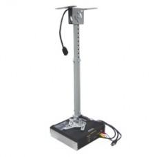 ABtUS AV815  крепление для проектора, потолочное, штанга телескопическая 585-835 мм, вес проектора до 15 кг