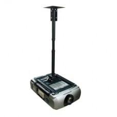 ABtUS AV113  крепление для проектора, потолочное, штанга телескопическая 585-1317 мм, вес проектора до 60 кг