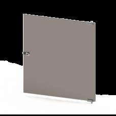 Дверь серверного шкафа 8U, A-AVRackR-001