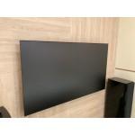 Поклейка антибликовой пленкой глянцевой поверхности монитора телевизора