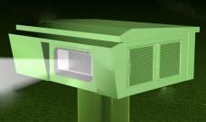 Проекционный уличный климатический бокс для проектора SONY VPL-PHZ10