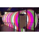 Сшивка больших проекционных изображений LCD проекторами Epson edge blending