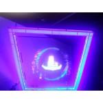 Голографическая инсталляция подобно технологии Musion на Международном энергетическом форуме в Абу-Даби