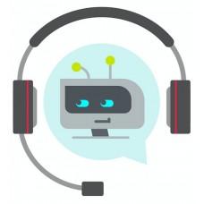 Чат Бот - обучаемый искусственный интеллект для вашего сайта, мессенджера и социальных сетей