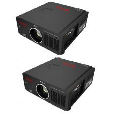 Видеопроектор EIKI EIP-XHS200 для 3D стерео проекции  17 000 АнсиЛМ 1024х768 пкс (без объектива), вес 50 кг