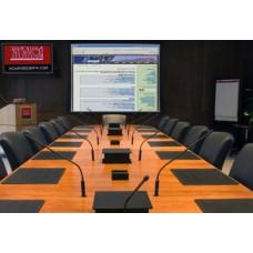 Конференц-зал с проектором StandartPro