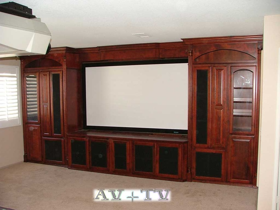 Домашний кинотеатр (Home Theater)