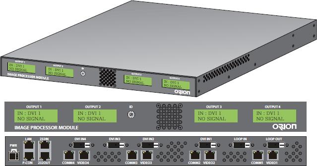 Модуль управления изображением для ORION OLW-5550