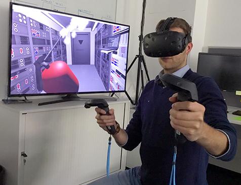 Виртуальная реальность цифровой мир, который был создан при помощи современных технологий AVplusTV.
