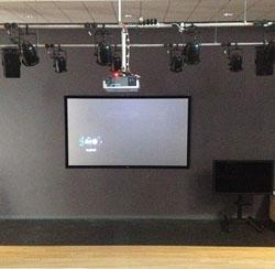 интерактивные системы в Москве, установка проектора и экрана, работы по установке оборудования, установка видеокамеры, цена